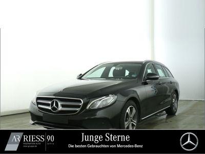 gebraucht Mercedes E200 T Avantgarde Navi LED Kamera Umweltbonu