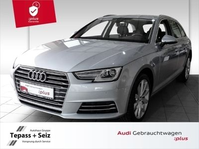 gebraucht Audi A4 Avant 1.4 TFSI design Navi Xenon AHK
