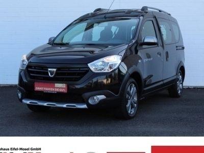 gebraucht Dacia Dokker Stepway 1.2 TCe AHK-Navi-Einparkhilfe