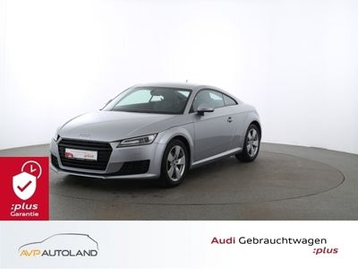 gebraucht Audi TT Coupe 2.0 TDI ultra Xenon plus|PDC|SHZ