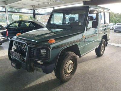 gebraucht Mercedes G290 GD, W461 LKW