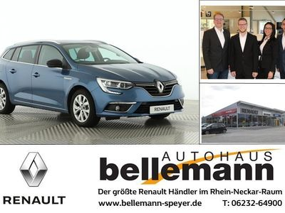 gebraucht Renault Mégane GrandTour TCe 160 EDC Limited Deluxe *Sofort*
