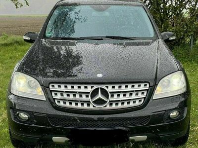 gebraucht Mercedes ML280 CDI Leder Navi Xenon AHK