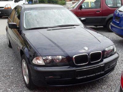 gebraucht BMW 318 i Klima,Alu,met,Langstrecke