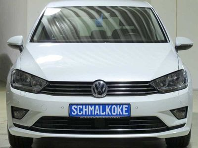 gebraucht VW Golf Sportsvan TDI1.6 BMT DSG Lounge Navi Climat