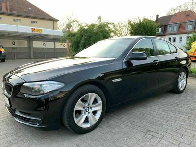 gebraucht BMW 518 Baureihe 5 Lim. d Navi.Xenon