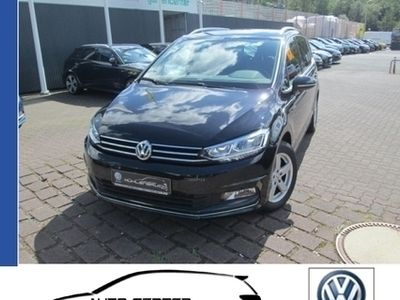 gebraucht VW Touran 2.0 TDI SCR DSG Highline NAVI AHK SHZ