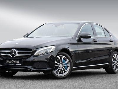 gebraucht Mercedes C350e Avantgarde/Comand/ILS/Pano/360/Burm/Totw