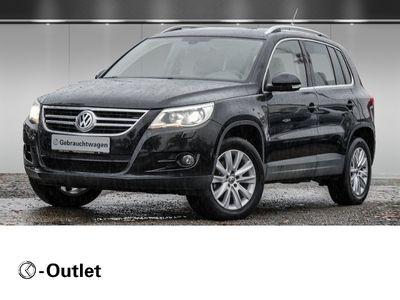 gebraucht VW Tiguan 2.0 TDI Sport&Style Klima/Xenon/Navi/AHK/ParkAssist