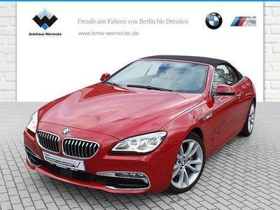 gebraucht BMW 640 Cabriolet d