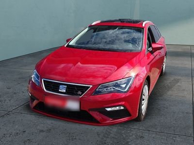 gebraucht Seat Leon ST Leon 1.5 TSI FR DSG Full Link Pano Navi LED