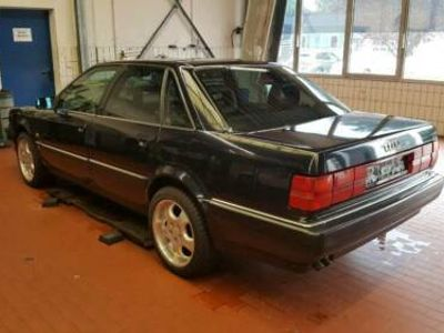 gebraucht Audi V8 3.6L Quattro Automatik Exclusiv Line >>>Klassiker<<<