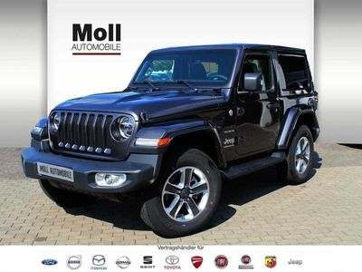 gebraucht Jeep Wrangler Wrangler JL MY18 Sahara Unlimited 2.2l CRDISahara 2.2 CRDI NEW TECH NAVI SHZ