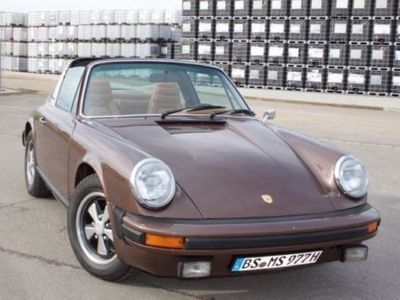 gebraucht Porsche 911S 2.7 Targa