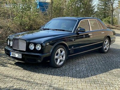 gebraucht Bentley Arnage T Mulliner Rechtslenker neues Getriebe als Limousine in Gelnhausen