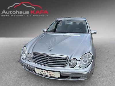 gebraucht Mercedes E240 Elegance**1.HAND**