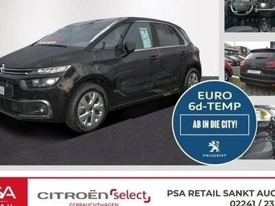 gebraucht Citroën C4 SpaceTourer Selection 130 1.2 Navi Parkass SHZ