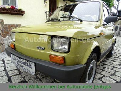 used Fiat 126 Bambino ORIG. 20.000 KM * Sammlerzustand
