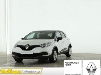 gebraucht Renault Captur TCe 130 GPF LIMITED PDC hin. Klimaautomatik