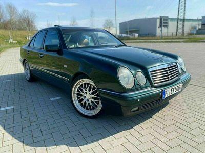gebraucht Mercedes E420 Mercedes Benz/Leder / xenon