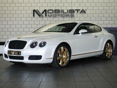 gebraucht Bentley Continental GT W12 BLACK I BLACK by MOBILISTA