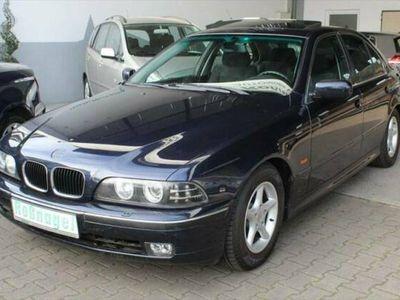 gebraucht BMW 523 i A LPG/Benzin Klimaautom. AHK