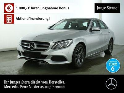 used Mercedes C220 d