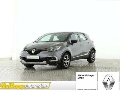 gebraucht Renault Captur TCe 150 GPF INTENS LED Kamera Navi DAB+