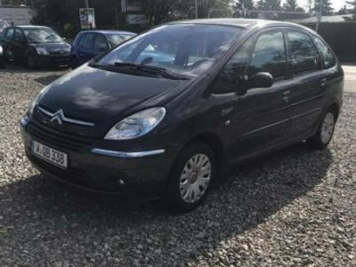 gebraucht Citroën Xsara Picasso 1.6 16V Klimaautomatik