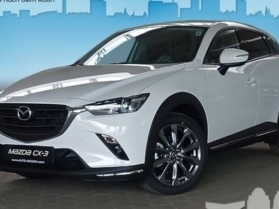 gebraucht Mazda CX-3 SKYACTIV-G 121 KANGEI NAVI SHZ PDC