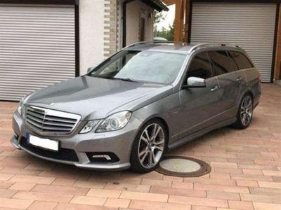 gebraucht Mercedes E250 CDI DPF BlueEFFICIENCY