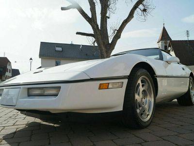 gebraucht Corvette C4 Cabrio/H-Zulassung/saubere Historie als Cabrio/Roadster in Emmendingen