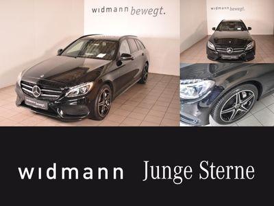 gebraucht Mercedes C400 4M T AMG*Comand*Distronic*Night*LED*Kamera