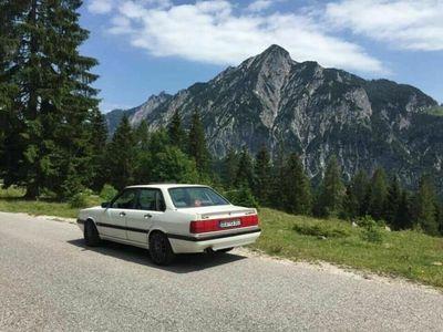gebraucht Audi 90 quattro Typ 85 20v Turbo