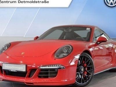 used Porsche 911 Carrera GTS 3.8 AeroKit InterieurGTS BOSE Memory Schiebedach PDK - 7-Gang -Doppelkupplungsgetriebe