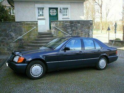gebraucht Mercedes 300 SE Aut. W140, EURO 2, 82 Tkm, Deutsches Auto