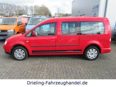 gebraucht VW Caddy Maxi Life 7Sitzer / Klima / AHK