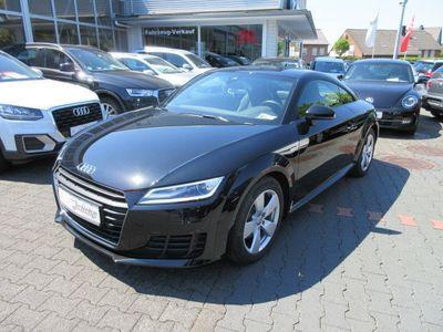 gebraucht Audi TT Coupé 2.0 TFSI S-tronic NAVI / LED / LEDER / APS /