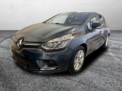 gebraucht Renault Clio IV Limited TCe 75 Navi SHZ PDC KlimaAT Tempom Alu Bluet USB AUX Multif-Lenkr.LED-Tagfahrl
