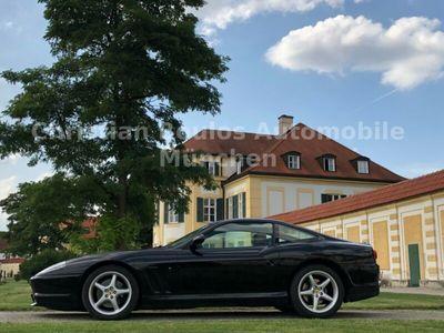 gebraucht Ferrari 550 Maranello Nero-Cuoio / Service neu / Saison