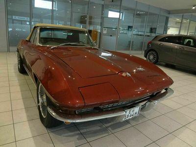gebraucht Corvette C2 Cabrio Automatik Klimaanlage Servolenkung