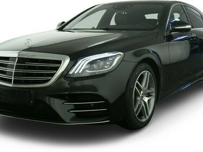 gebraucht Mercedes S500 S 500Lang AMG Sport Exklusiv Abstandstemp. LED