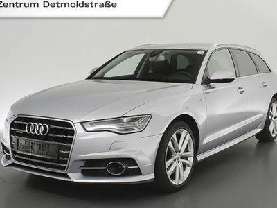 "gebraucht Audi A6 Avant 3.0 TDI qu. S line MatrixLED Assistenz Standhz. 19"" Leder Navi R-Kamera S tronic"
