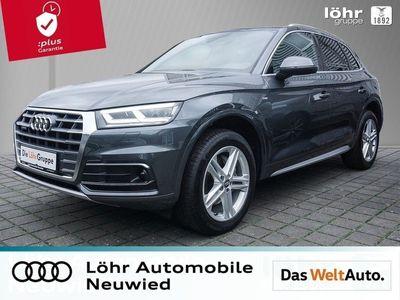 gebraucht Audi Q5 2.0 TDI quattro s-tronic S-Line/ Navi/ LED