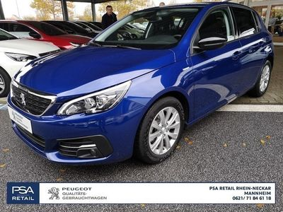 gebraucht Peugeot 308 Style PureTech 130 GPF S&S*NAVI*EPH*