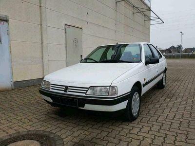 gebraucht Peugeot 405 Automatik (Youngtimer) Benziner!!!
