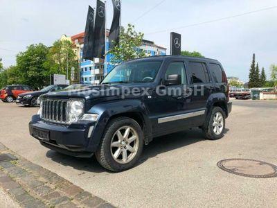 gebraucht Jeep Cherokee Limited Exclusive AUT LEDER SHZ