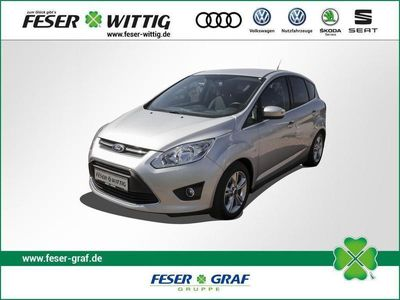 gebraucht Ford C-MAX 1.6 Ti-VCT Champions-Edition