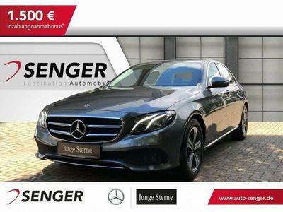 gebraucht Mercedes E200 Avantgarde NAVI LED Kamera Digital Radio Fahrzeuge kaufen und verkaufen
