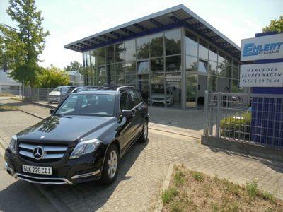 gebraucht Mercedes GLK220 CDI*NAVI*Einparkhilfe*Sitzheizung